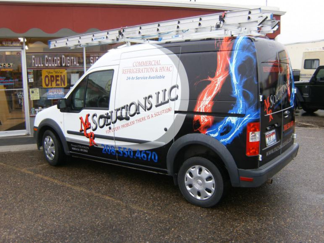 Promote Your Business Just by Driving Around
